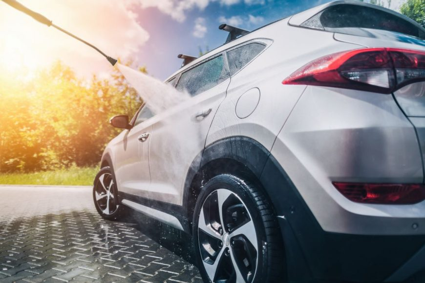 How to keep your car exterior clean