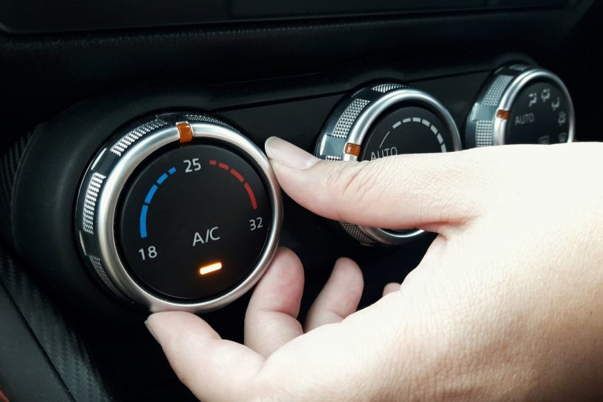 What you should do before you recharge your air con