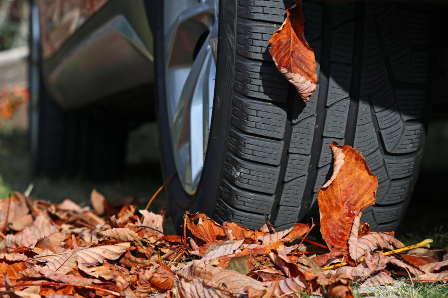 Winter Is Coming – Time For A Tyre Check